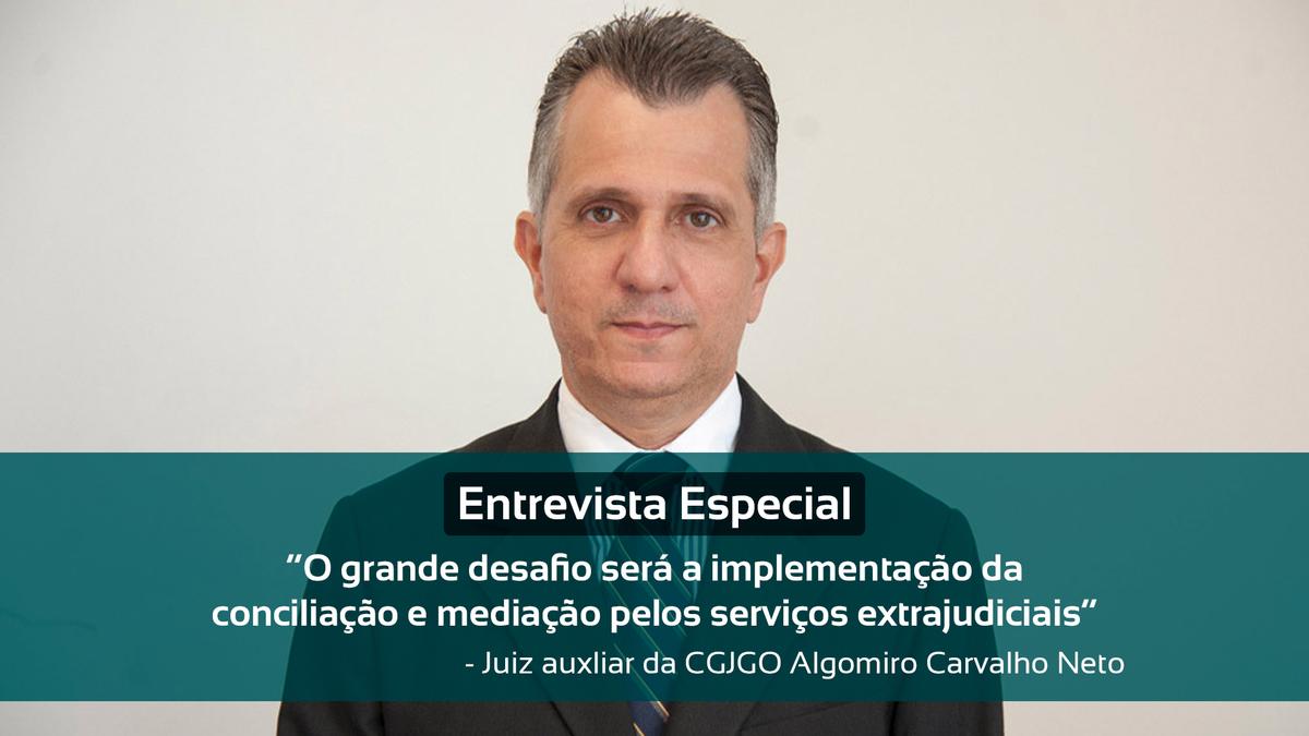"""""""O Grande Desafio Será A Implementação Da Conciliação E Mediação Pelos Serviços Extrajudiciais"""""""