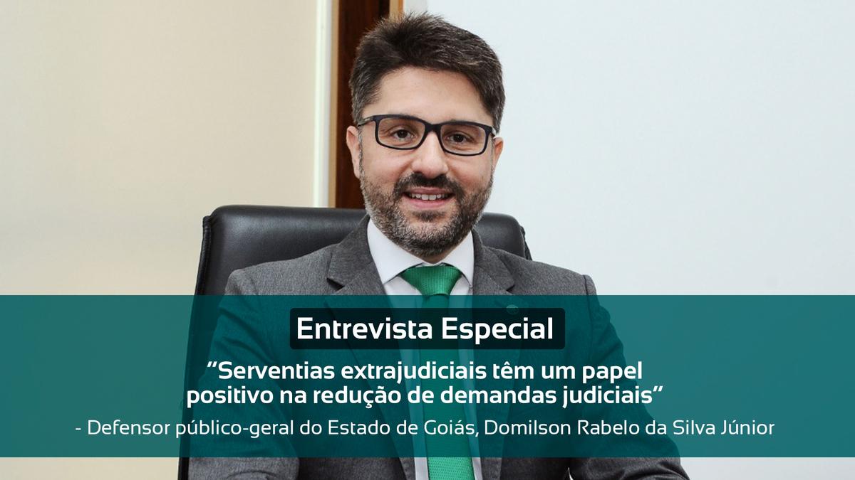 """""""Serventias Extrajudiciais Têm Um Papel Positivo Na Redução De Demandas Judiciais"""""""