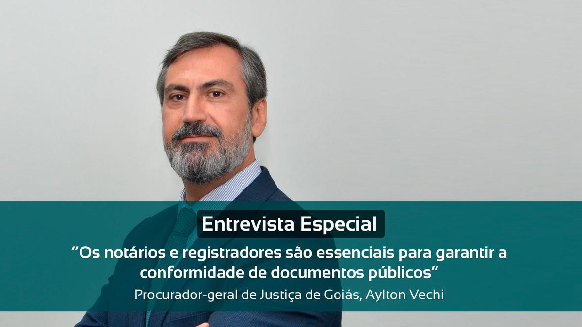 """""""Os Notários E Registradores São Essenciais Para Garantir A Conformidade De Documentos Públicos"""""""