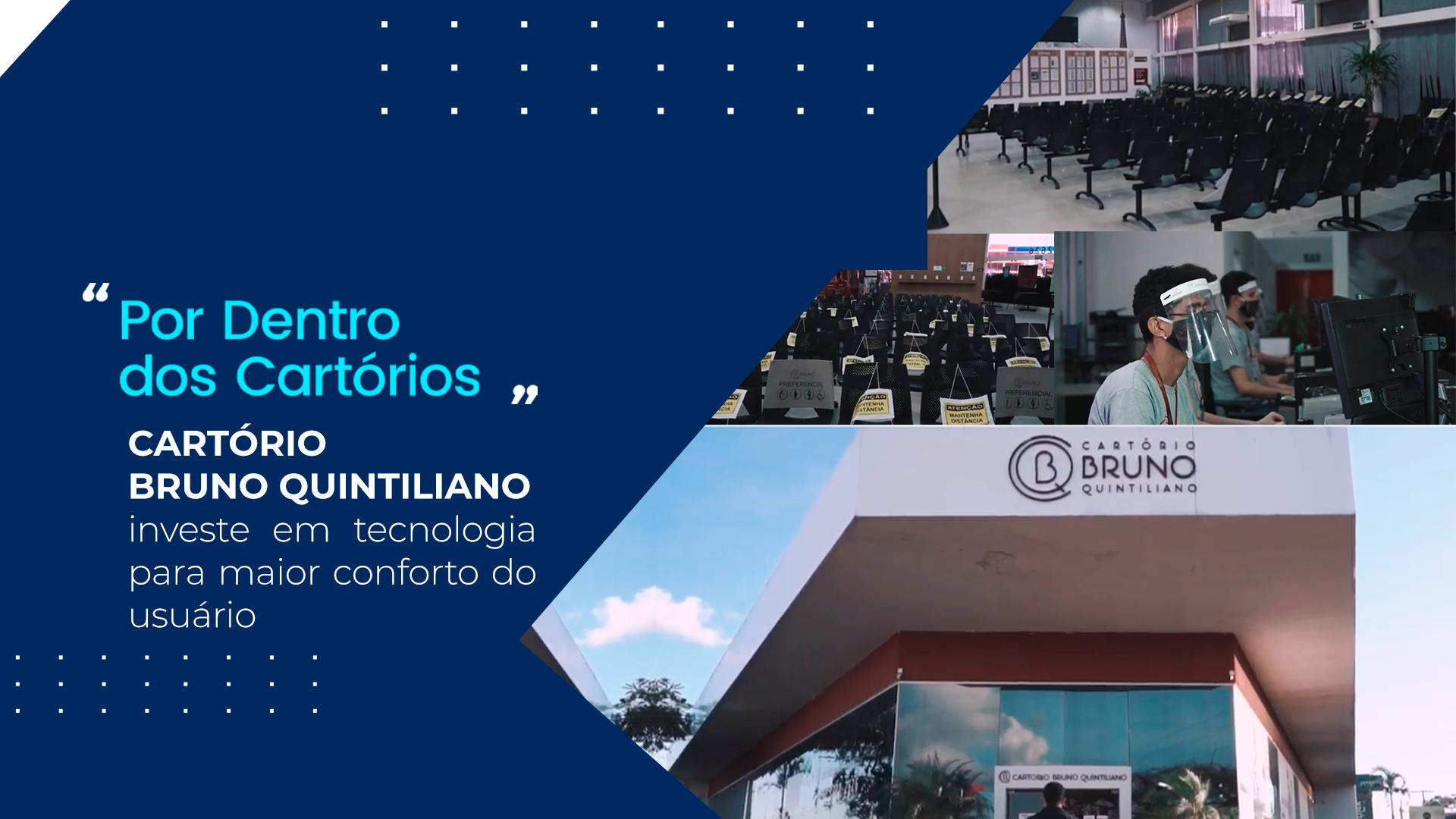 Cartório Bruno Quintiliano Investe Em Tecnologia Para Maior Conforto Do Usuário